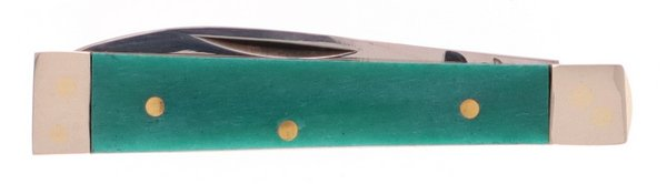 Frost Cutlery Teal Smooth Genuine Bone Baby Doctor Knife 14-974GSB
