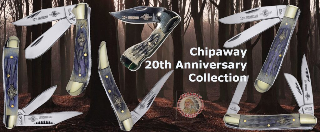 Chipaway 20th Anniversary Collection