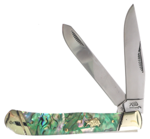 Bulldog Brand Genuine Abalone Big Game Trapper BDG-108AB