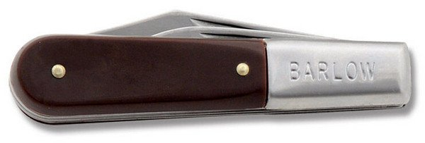 Schrade Imperial Brown Celluloid Jackmaster Barlow 278