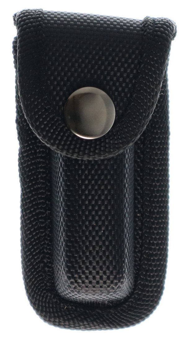 Frost Cutlery Black Nylon Formed Sheath - Fits Knives Up To 3in Closed SHNF3SHEATH