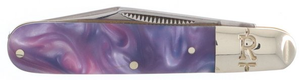 Rough Ryder Purple Swirl Acrylic Composite Barlow RR2153