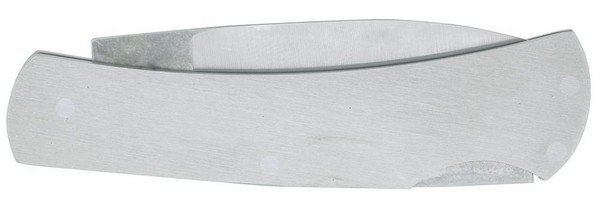 WR Case and Sons Cutlery Co Brushed Stainless Steel Executive Lockback 00041