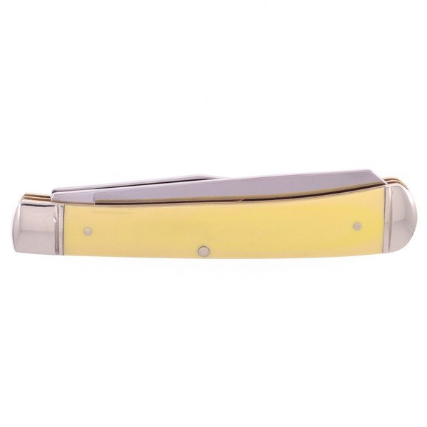 Rough Ryder Yellow Synthetic Trapper RR597
